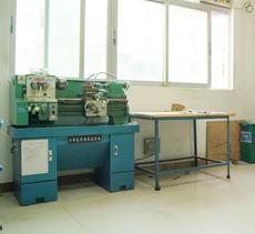 宝捷工具设备室