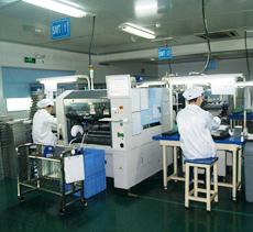 宝捷SMT生产线